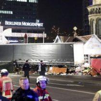 Estado Islámico asume responsabilidad de atentado en Berlín que dejó 12 muertos