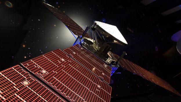 La sonda Juno recogió sonidos del espacio