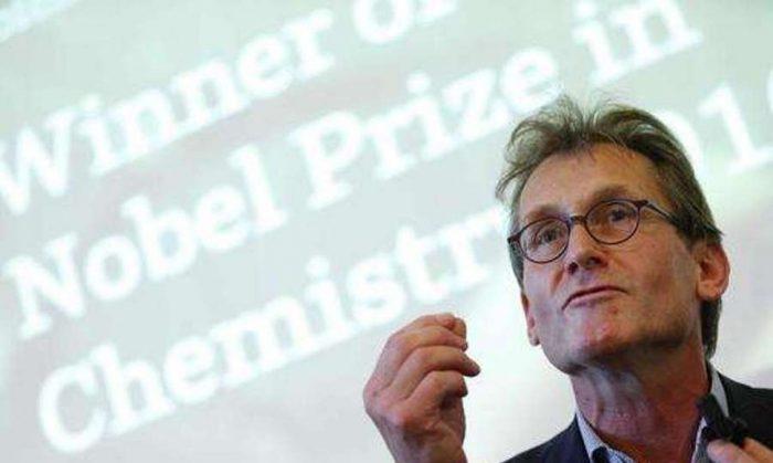 """Bernard Feringa, Nobel de Química: """"Oír que la ciencia es solo una opinión, da miedo"""""""