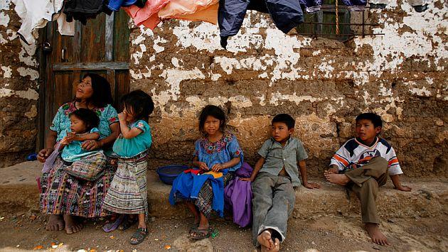Unicef apunta a educación y etnia como los factores que más intervienen en la inequidad de la salud en América Latina