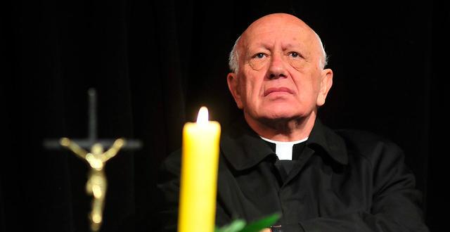 Ricardo Ezzati presenta su renuncia a Papa Francisco