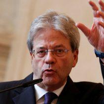 Paolo Gentiloni acepta el encargo para formar el nuevo Gobierno en Italia tras dimisión de Matteo Renzi