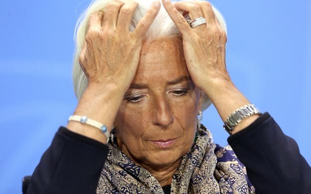 FMI llama a prepararse para desaceleración mundial más profunda
