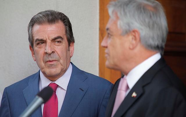 Sigue el coqueteo de Piñera con Frei: Mandatario lo invita a gira por China y Corea