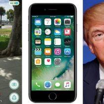 Pokémon Go, iPhone 7 y Donald Trump, lo más buscado de Google en 2016