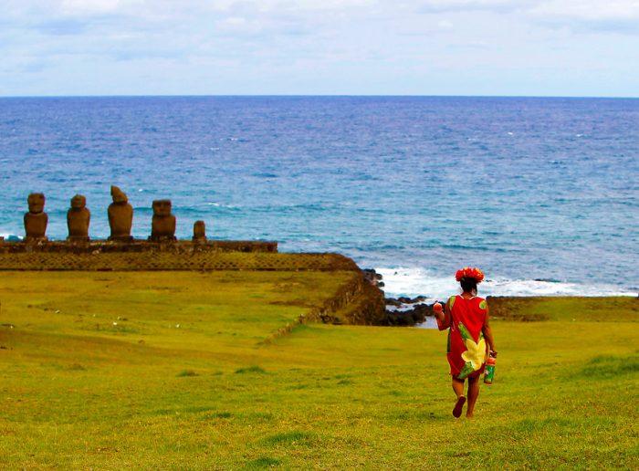 """Referéndum decidirá futuro de la """"Ley Pascua"""" que rebaja penas por abusos sexuales en Rapa Nui"""