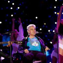[VIDEO VIDA] El regreso de Jorge González a los escenarios en el cierre de la Teletón