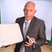 [VIDEO] Kramer vuelve como Rafael Garay y enseña a hacer una