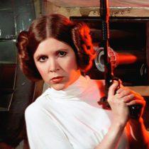 [VIDEO] El emotivo homenaje para Carrie Fisher durante la Star Wars Celebration