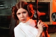 ¡2016 no para!: Muere Carrie Fisher, la princesa Leia de Star Wars