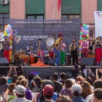 Balmaceda Arte Joven Los Lagos prepara la sexta Fiesta Urbana de las Artes