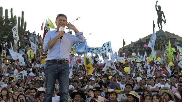 La coalición de Macri ganó las elecciones de gobernador en Jujuy hace un año. Fue la primera vez que el peronismo perdió en décadas.