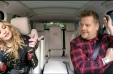 [VIDEO] Madonna hace desinhibido 'twerking' en el Carpool Karaoke de James Corden