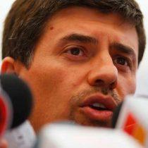 Ex vocero Díaz declara como imputado por caso Insunza