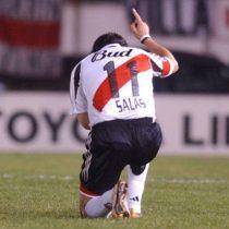 Marcelo Salas incluido en once histórico de River Plate