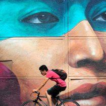 [FOTOS] El nuevo mural del metro que homenajea a los inmigrantes