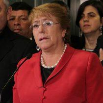 Bachelet por catástrofes en Chiloé: