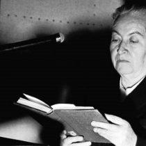 Editada en chino una antología poética de Gabriela Mistral