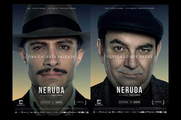 Neruda de Pablo Larraín queda fuera de la carrera por los Oscar a Mejor Película Extranjera