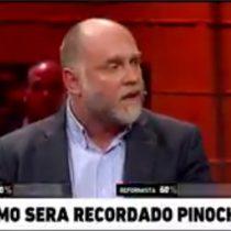 """[VIDEO] """"El asesinato de Víctor Jara fue un crimen pasional"""", las declaraciones del nieto de Augusto Pinochet en el Termómetro"""