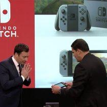 [VIDEOS VIDA] Nintendo se hace presente en el show de Jimmy Fallon con su nueva consola