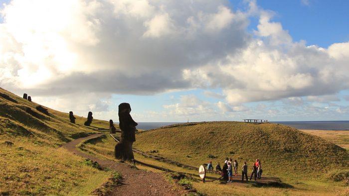 El balance de Conaf a cuatro meses del acuerdo para coadministrar el Parque Nacional Rapa Nui