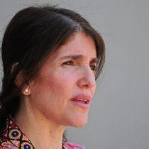 """Paula Narváez pide que la oposición organice una primaria con """"el arco lo más amplio posible"""""""