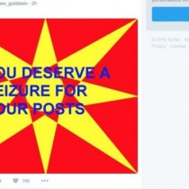 El tuit malintencionado que causó convulsiones a un periodista epiléptico