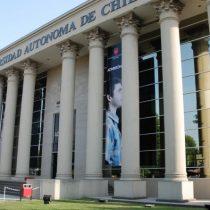 Corte confirma fallo que acoge recurso de protección de U. Autónoma en contra del CRUCH