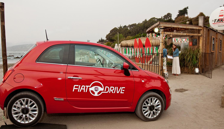 Nuevo Fiat 500.