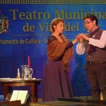 Concierto lírico gratuito de Compañía Cadenza en Teatro Municipal de Viña del Mar