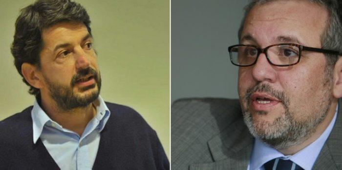 El punzante –pero amistoso– debate tuitero entre Axel Christensen y Claudio Agostini por las AFP