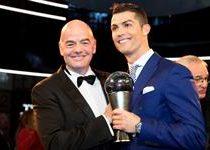 Resultados de los Premios The Best de la FIFA: Cristiano Ronaldo el mejor de 2016