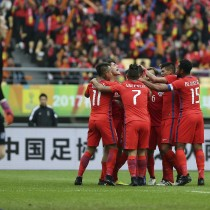 [VIDEO] Chile anula a la correosa Islandia y se lleva la primera China Cup