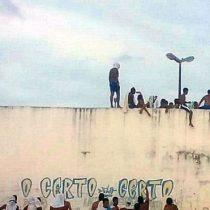 Al menos 10 muertos en el tercer motín letal en cárceles de Brasil en lo que va de año