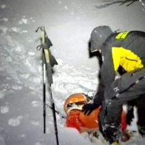 [VIDEO] Primeras imágenes del hotel sepultado por una avalancha en Italia