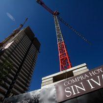 Venta de viviendas en Gran Santiago se contrajo 38% en 2016