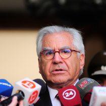 Fernández le quita el piso al intendente de La Araucanía: