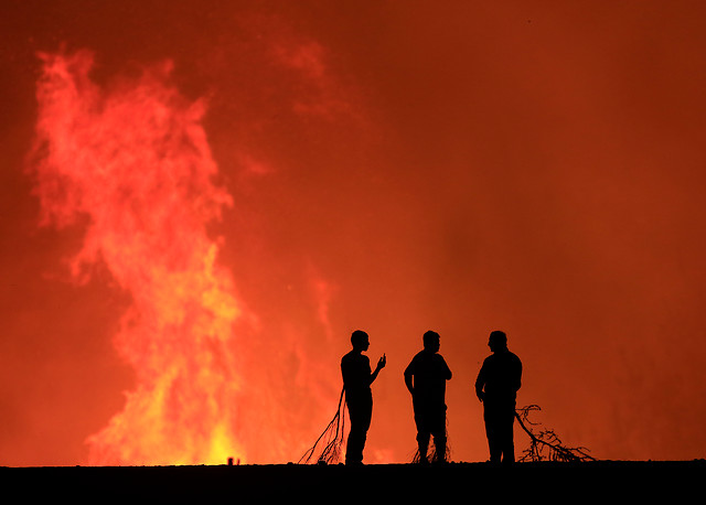 Incendios: la catástrofe que revive fantasmas en La Moneda y evidencia la debilidad del sistema político e institucional del país