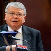 Dolmetsch descarta criterio político para absolver a Guillier en el caso Calvo: