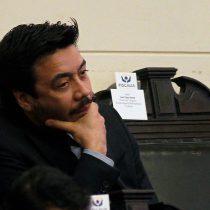 Fiscal Arias por investigación a jueces de Rancagua: