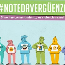 [VIDEO] #NoTeDaVergüenza: Lanzan campaña para sensibilizar a los hombres en su rol en la prevención de la violencia sexual