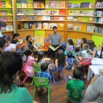 Sábados de Cuentacuentos en La Librería del GAM. Entrada liberada