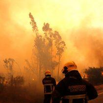 Detienen a otros siete subcontratistas de CGE acusados de provocar incendio en Curepto