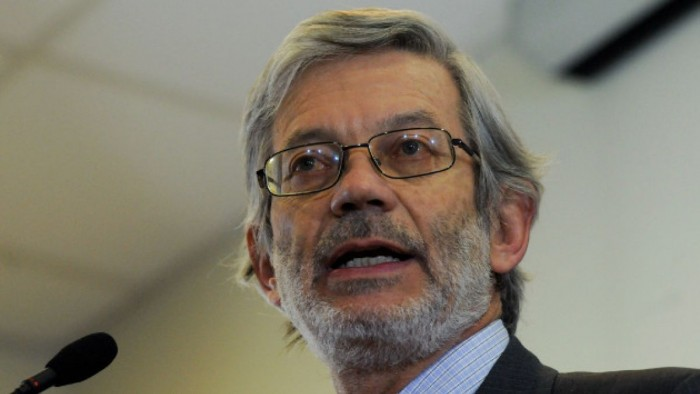 """Ministro de Obras Públicas da portazo a agrupación No + TAG:""""No pueden cambiarse ahora las reglas del juego"""