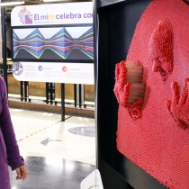 MIM lleva muestra gratuita al Metro de Santiago