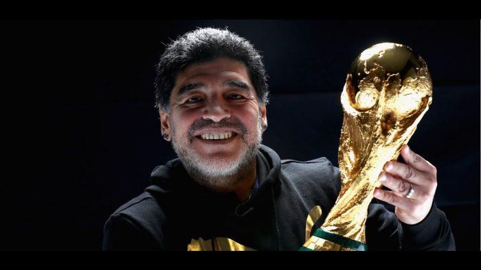 Murió la mano de dios: falleció el astro argentino Diego Maradona a los 60 años