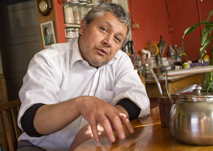 Mauricio Osorio, director de la editorial