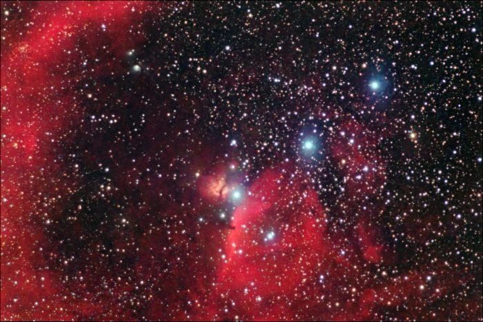 Descubren secretos ocultos de las nubes de Orión