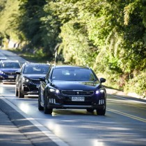 Puerto Montt-Villa Angostura: el recorrido que marcó el estreno oficial en Chile del exitoso Peugeot 3008